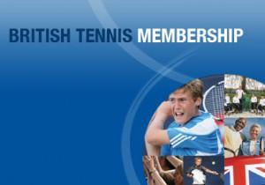 British Tennis Membership