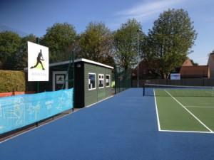 Aston Park Tennis